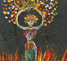 Tree 66 by Nata (ArtistaDonna) Romeo