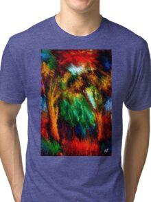 net by rafi talby Tri-blend T-Shirt