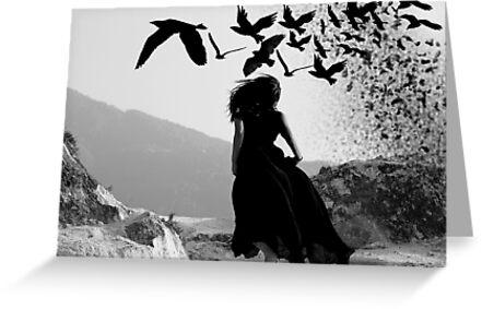 Go bird Go by queenenigma
