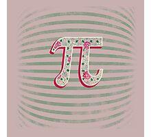 Artistic Pi Day Photographic Print