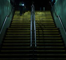 stairway to heaven by thesoftdrinkfactory