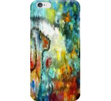 modern composition 04 by rafi talby iPhone Case/Skin