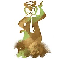 The Yogi bear Photographic Print