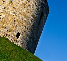 Clifford's Tower, York by Chris Skelton