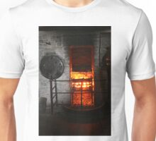 18th Century Farm House Fire Unisex T-Shirt