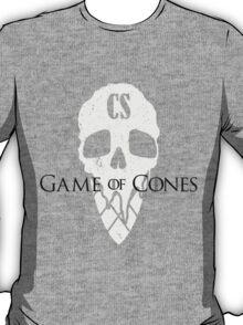 Tim Boston - Game of Cones T-Shirt