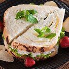 Organic Chicken Sandwich by Dennis Pilapil