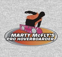 McFly's Pro Hoverboarder One Piece - Long Sleeve