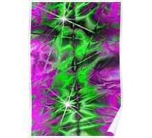 Modern abstract background Poster