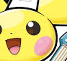 Pokemon - Pichu Sticker