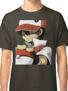 Pokemon - Trainer red Classic T-Shirt