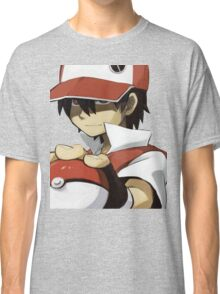 Pokemon - Trainer red Classic T-Shirt