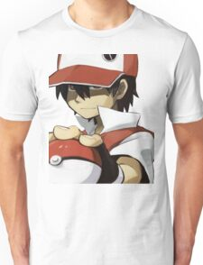Pokemon - Trainer red Unisex T-Shirt