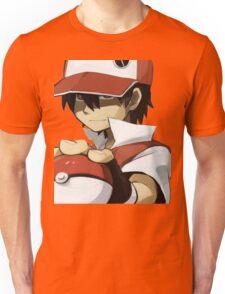 Pokemon - Trainer red Unisex T-Shirt