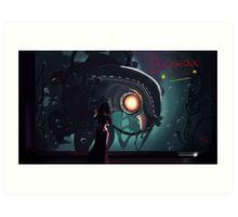 Songbird - Bioshock Infinite (Fanart) Art Print