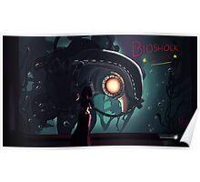 Songbird - Bioshock Infinite (Fanart) Poster