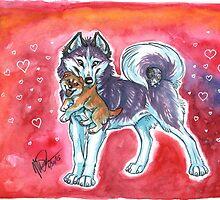 Fur Babies ♥ by Mayra Boyle