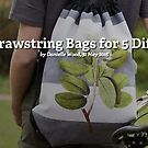 15 Perfect Drawstring Bags for 5 Different Uses by Redbubble Community  Team