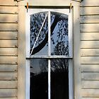 Reflections at an abandoned home by Robert Kelch, M.D.