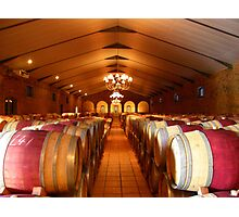 Waterford Winery Photographic Print