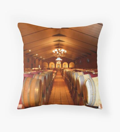 Waterford Winery Throw Pillow