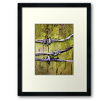 The Northern Post Framed Print