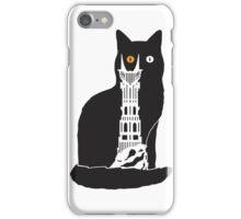 Eye of Cat or Sauron iPhone Case/Skin