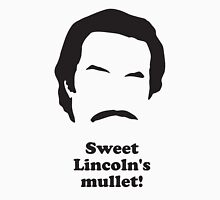Ron Burgundy - Sweet Lincolns Mullet! Unisex T-Shirt