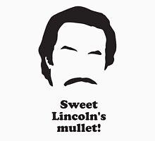 Ron Burgundy - Sweet Lincolns Mullet! Unisex T-Shirt