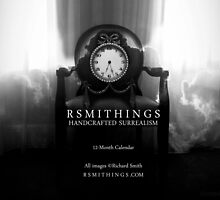 RSMITHINGS · Handcrafted Surrealism by rsmithing