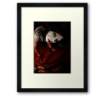 The Big Come Down Framed Print