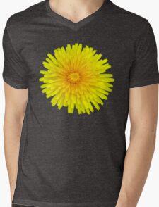 Dandelion Solo Mens V-Neck T-Shirt