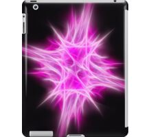Hot Pink Star 1 iPad Case/Skin