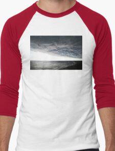 No Fear - Beach Art By Sharon Cummings Men's Baseball ¾ T-Shirt