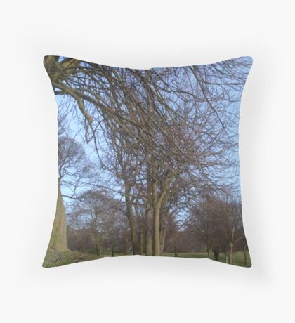 Spring Is Definitely Here!! Throw Pillow