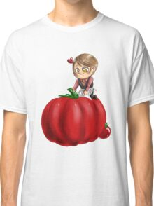 Hannibal vegetables - Tomato Classic T-Shirt