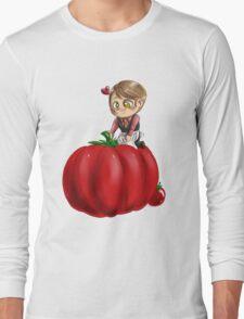 Hannibal vegetables - Tomato Long Sleeve T-Shirt