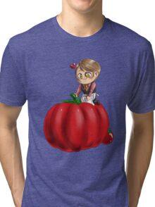 Hannibal vegetables - Tomato Tri-blend T-Shirt