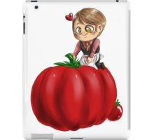 Hannibal vegetables - Tomato iPad Case/Skin