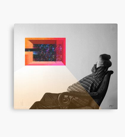 RECLINER Canvas Print