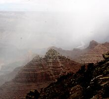 Winter is still alive and well in the canyon by ThomHull