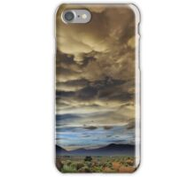 Post tstorm iPhone Case/Skin