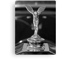 1932 Rolls Royce Saloon by Thrupp and Maberly Canvas Print