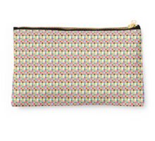 Colorfull Mosaic Studio Pouch