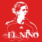 El Nino T-Shirt by onenil