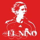 El Nino T-Shirt by onenil