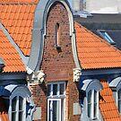 Window Garden, Copenhagen by James J. Ravenel, III