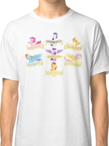 The 7 Elements of Harmony Classic T-Shirt