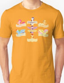 The 7 Elements of Harmony T-Shirt