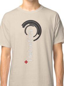 Helvetica + Classic T-Shirt